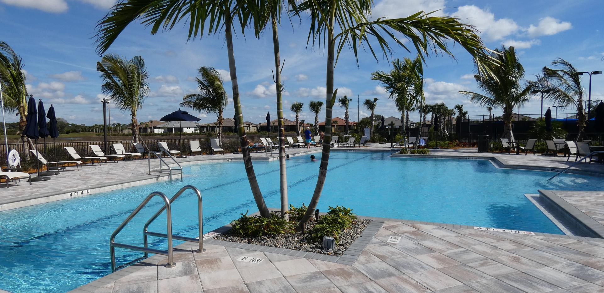 Hammock Preserve Sarasota pool