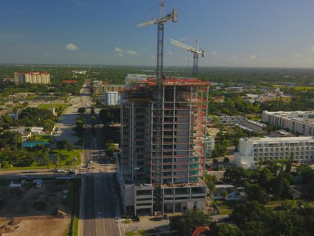 Downtown Condo Building Boom | Sarasota FL | David Barr Realtor