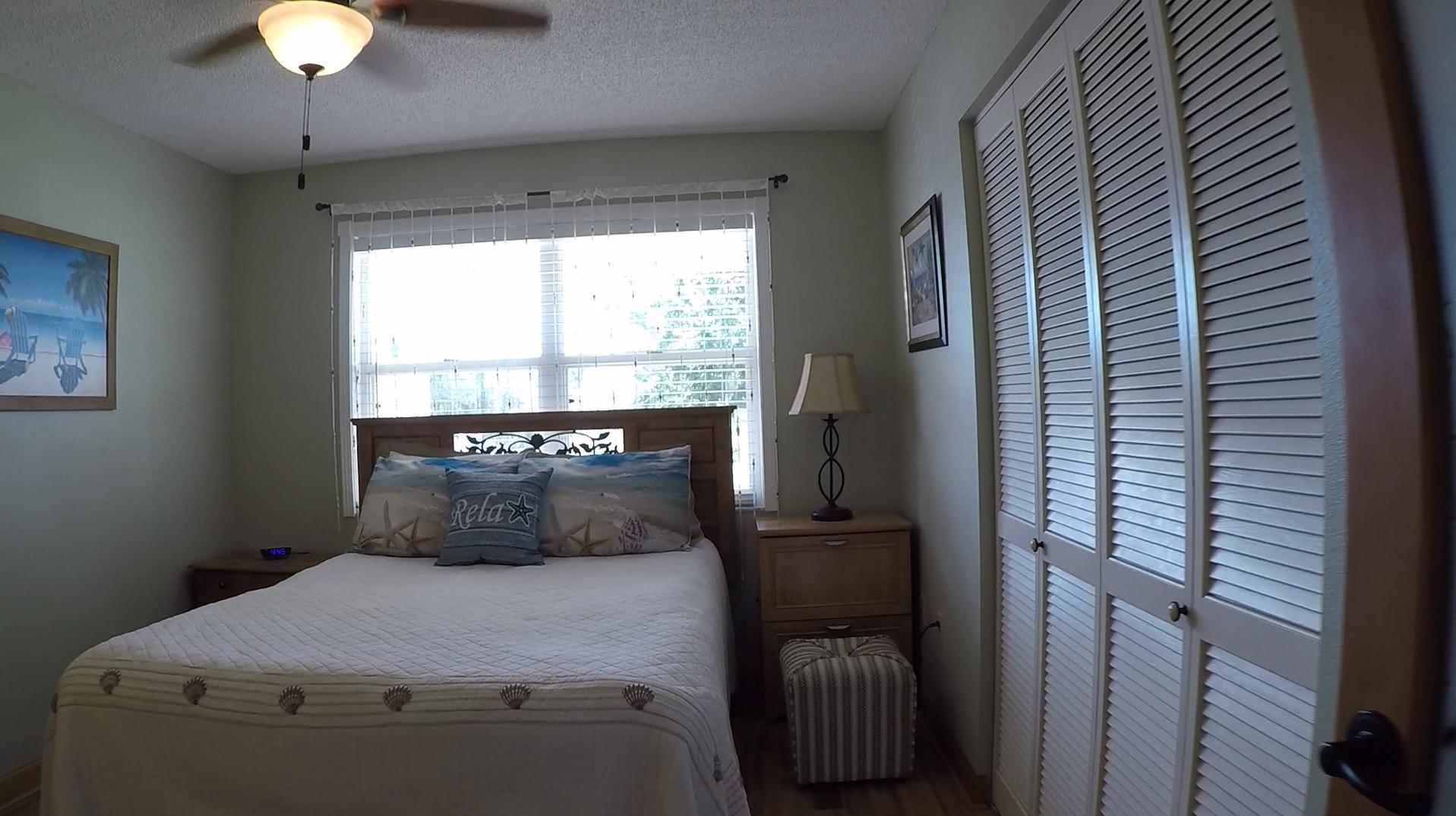 1207 Falcon Road guest bedroom