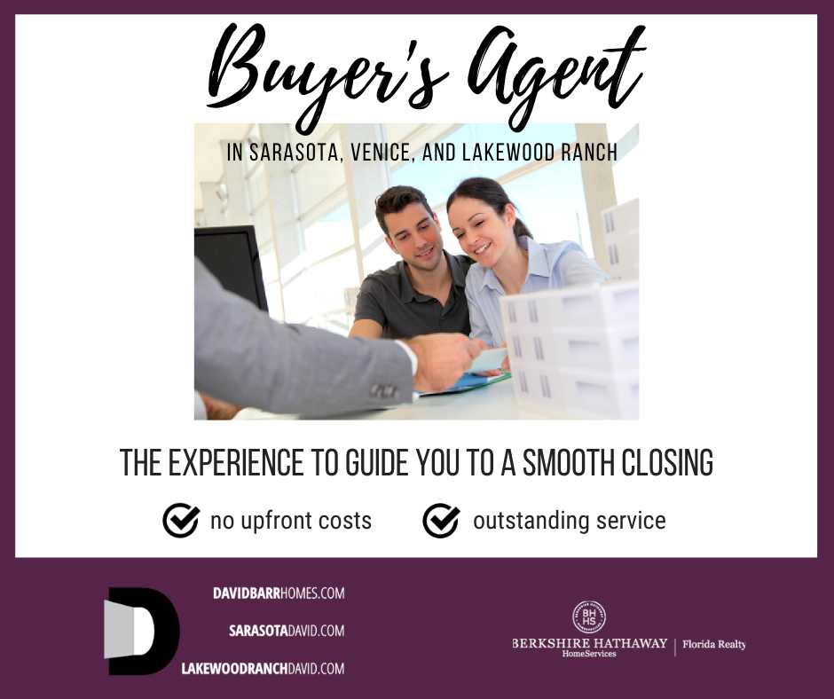 You need a buyer's agent when you are buying a new construction home