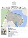 Cove Pointe Venice FL demographic and real estate report