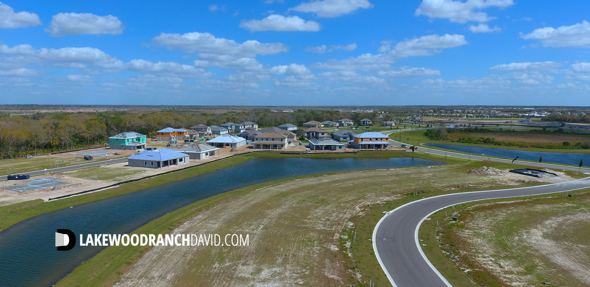 Lorraine Lakes Lakewood Ranch new homes