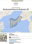 Enchanted Isles Nokomis FL demographic report