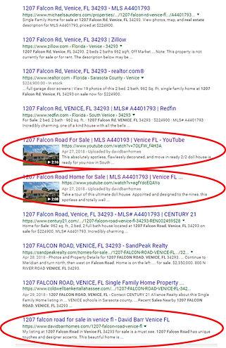 Venice FL Advanced Real Estate Marketing