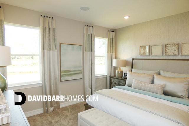 Venice Woodlands Master Bedroom