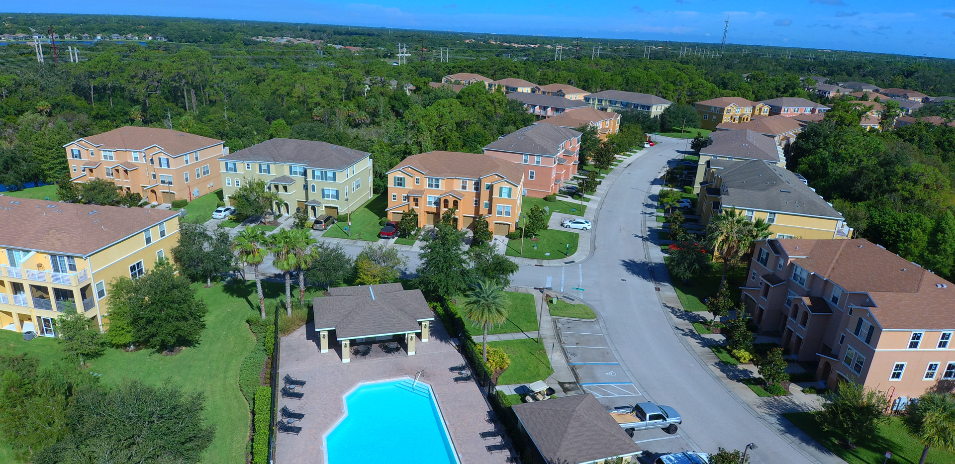 Willowbrook Town Homes in Lakewood Ranch