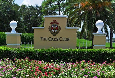 The Oaks Club Homes for Sale Sarasota