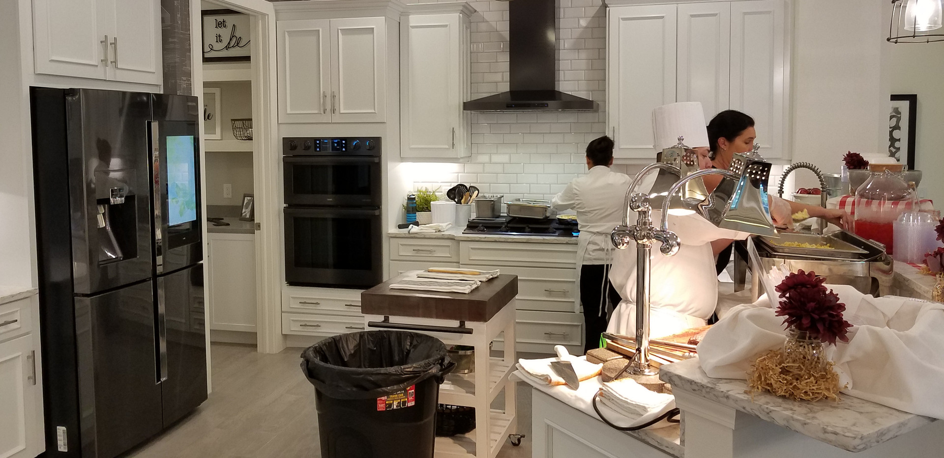 Kitchen in Hampton Lakes Sarasota