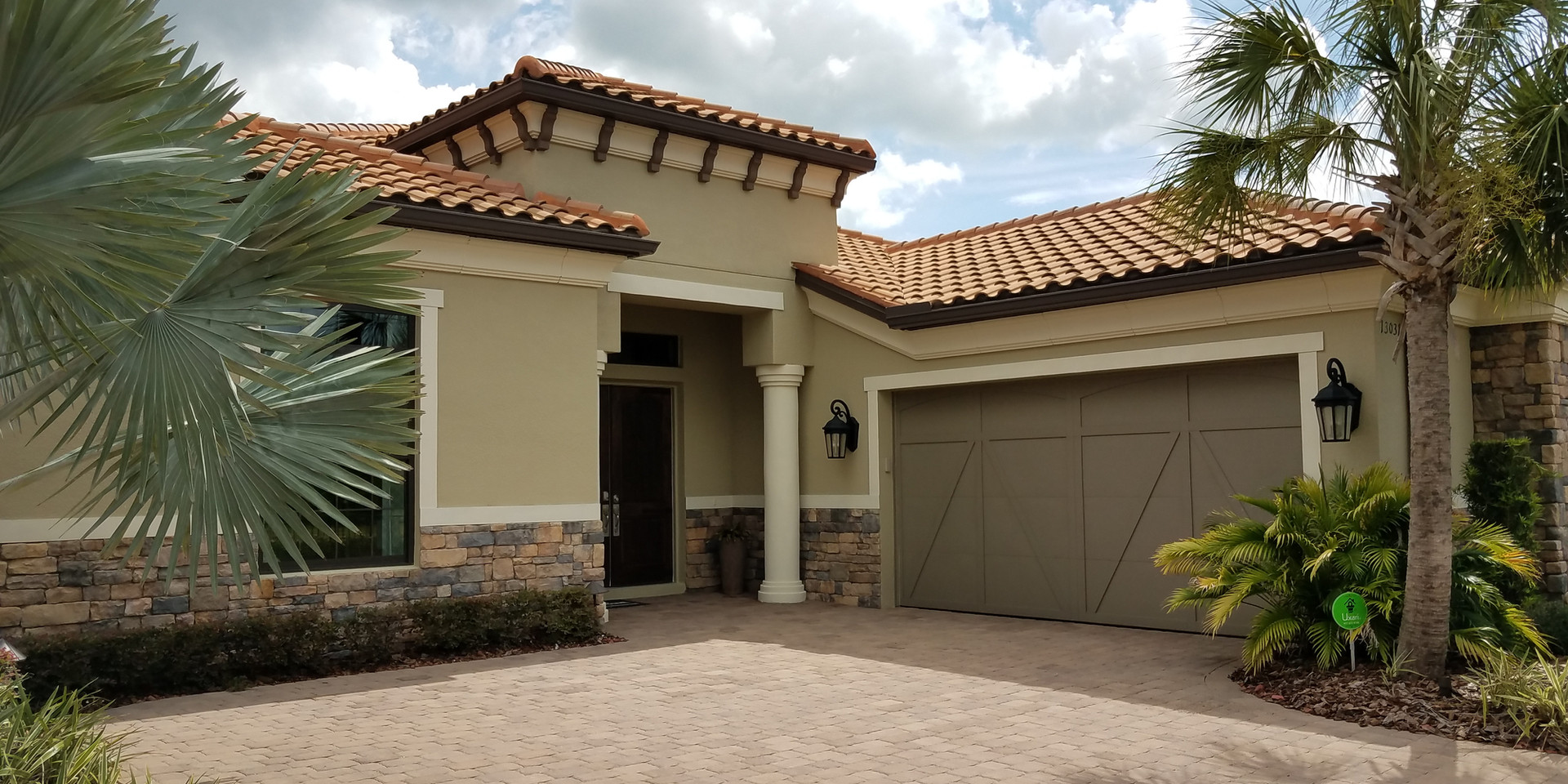 Esplanade Lakewood Ranch model home