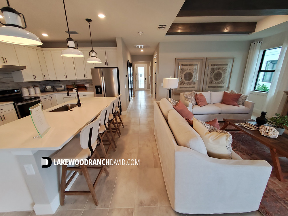 Sapphire Point Lakewood Ranch Great Room