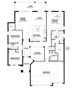Brandford floor plan