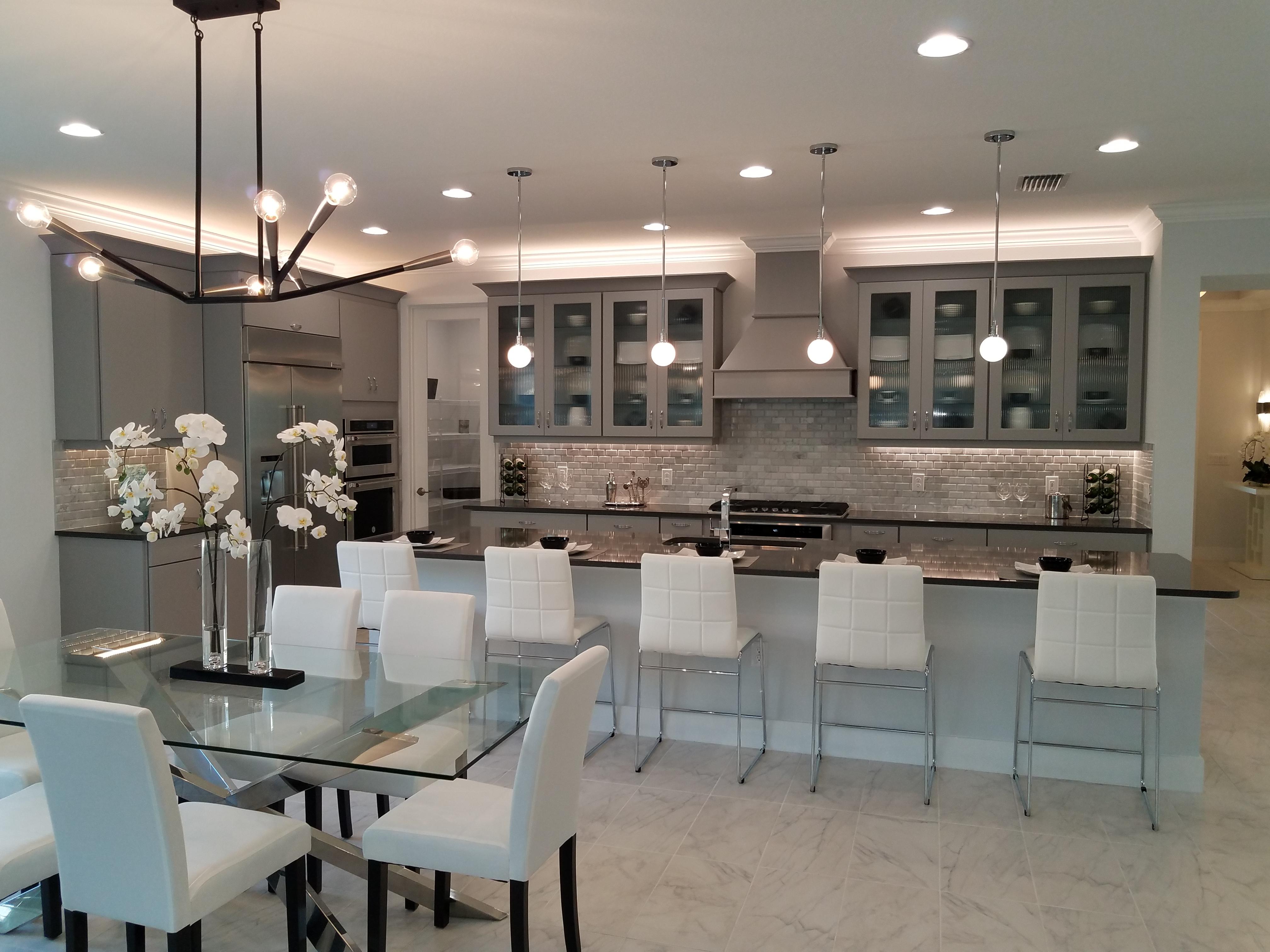 Sunrise Preserve Dayspring kitchen
