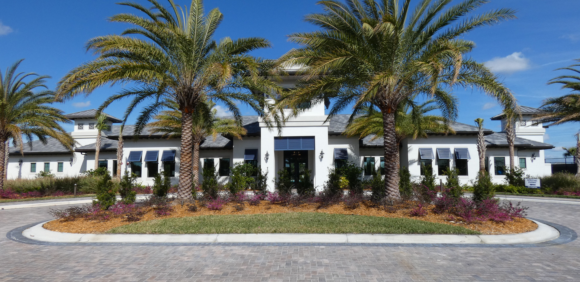 Hammock Preserve Sarasota clubhouse