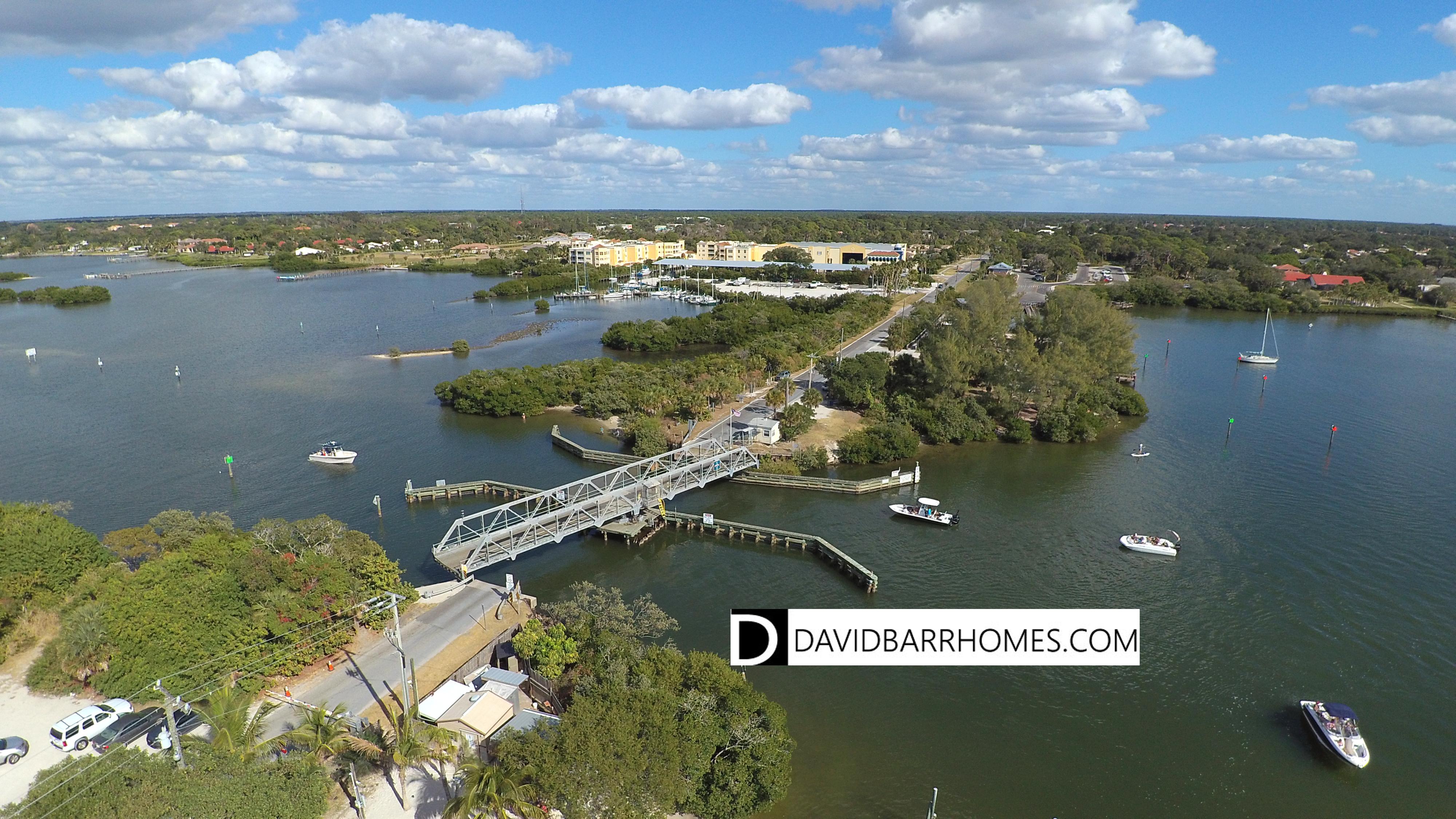 Casey Key historic bridge