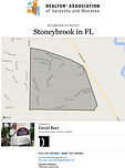 Stoneybrook at Venice demographic and real estate report