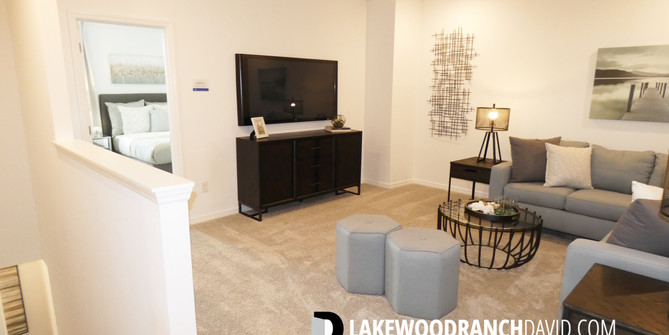 Woodleaf Hammock model town home loft