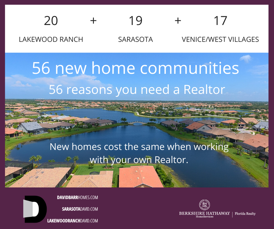Your Lakewood Ranch new homes specialist