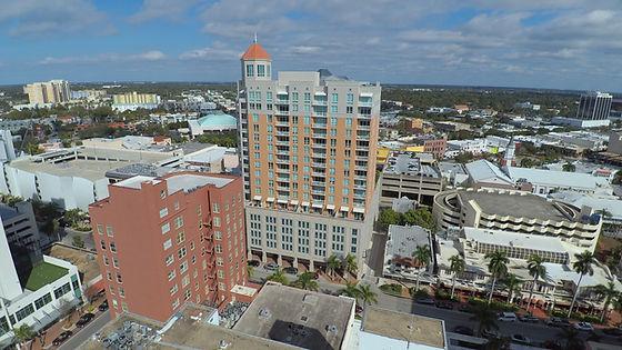 1350 Main Sarasota condos for sale