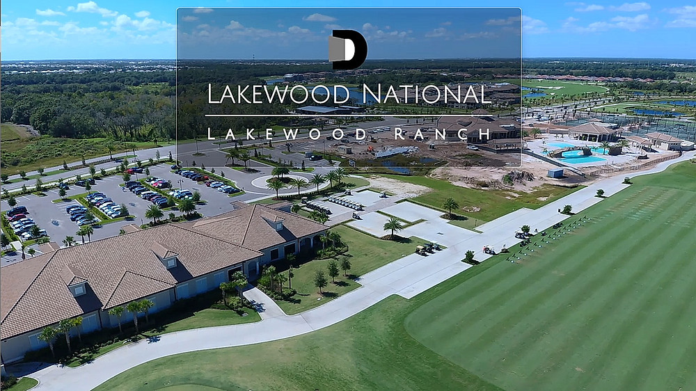 New homes and condos in Lakewood National in Lakewood Ranch FL