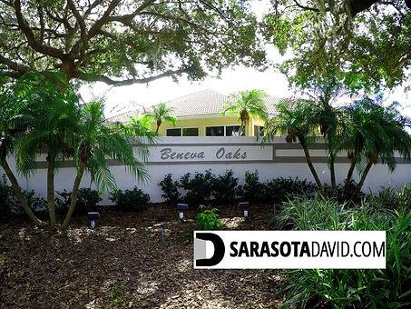 Beneva Oaks Sarasota homes for sale