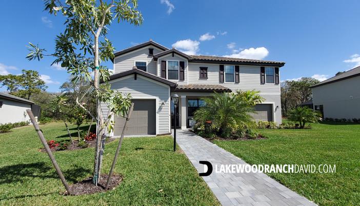 Lorraine Lakes Lakewood Ranch Sorrento model home