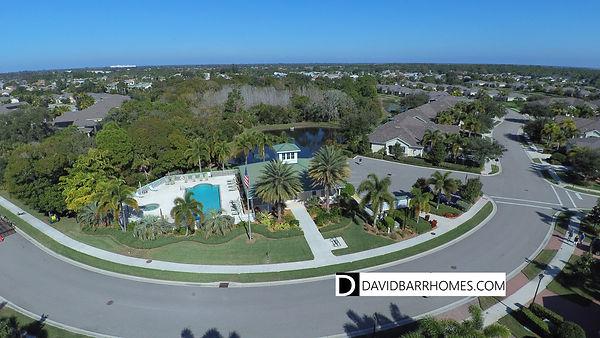 Pennington Place Venice FL community pool