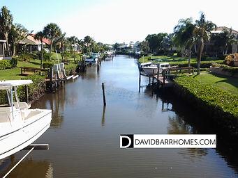 Inlets Nokomis FL canal view