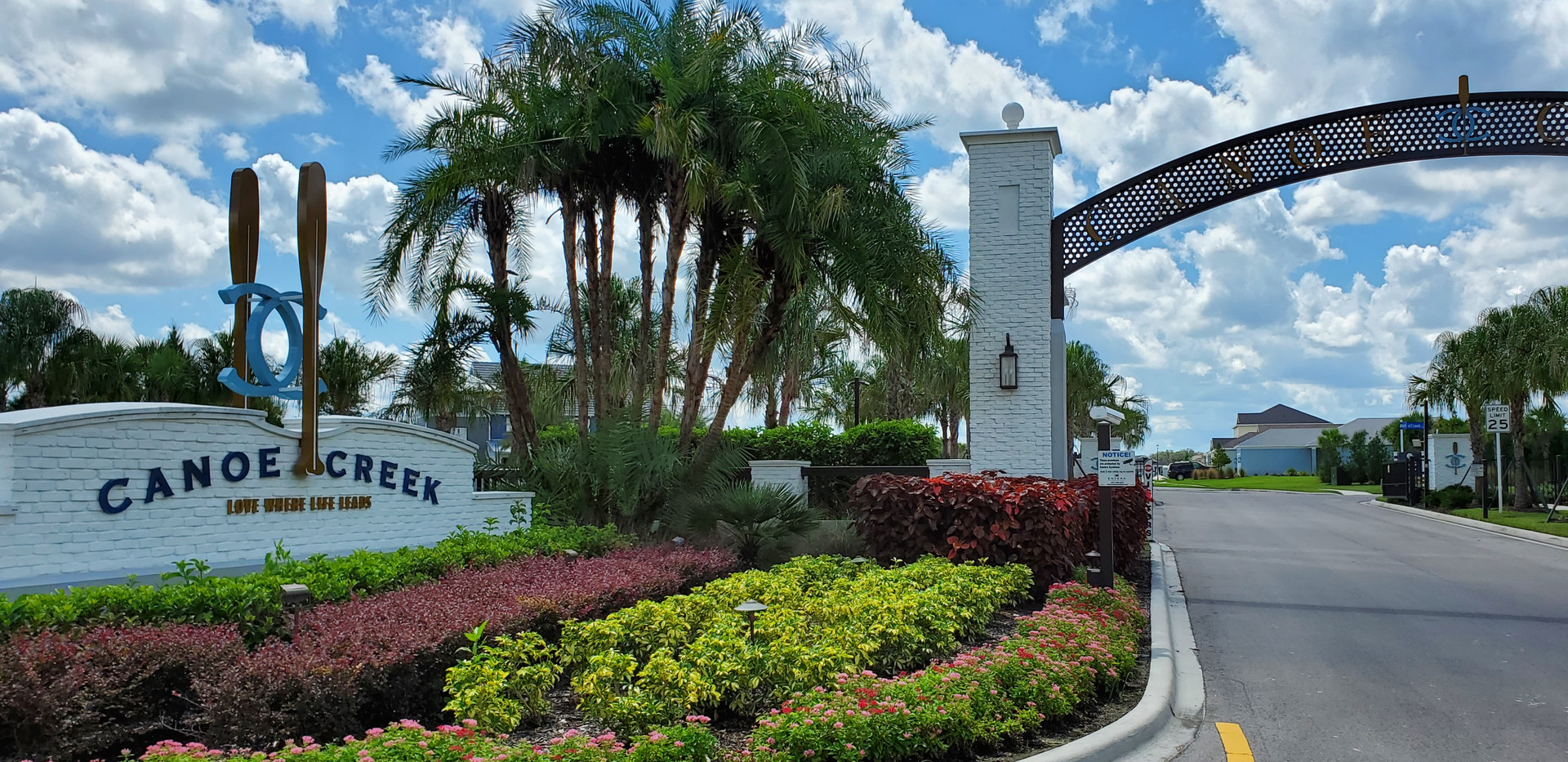 Canoe Creek new homes in Parrish FL