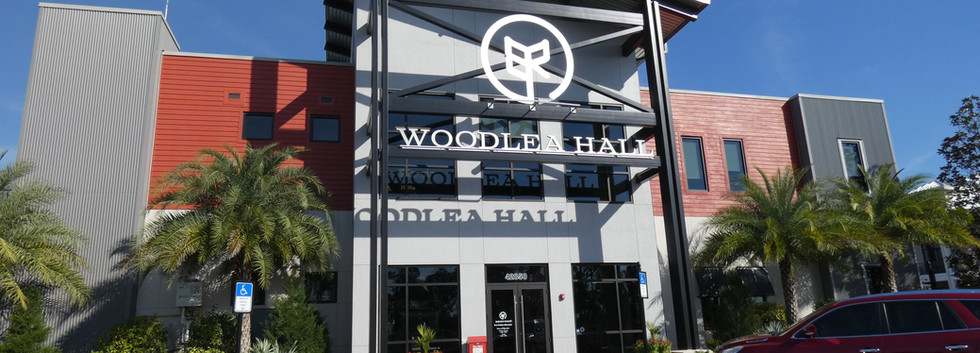 Woodlea Hall in Babcock Ranch