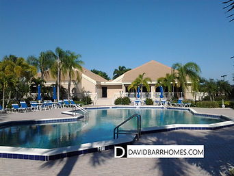 Inlets Nokomis FL clubhouse and pool