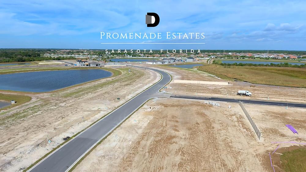 Promenade Estates Sarasota New Homes