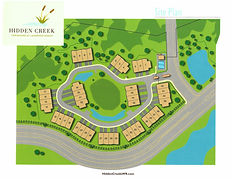 Hidden Creek Lakewood Ranch floor plan