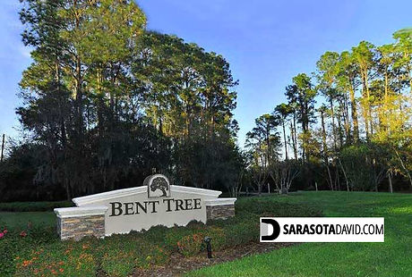 Bent Tree Sarasota homes for sale