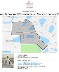Greenbrook Walk Lakewood Ranch demographic report