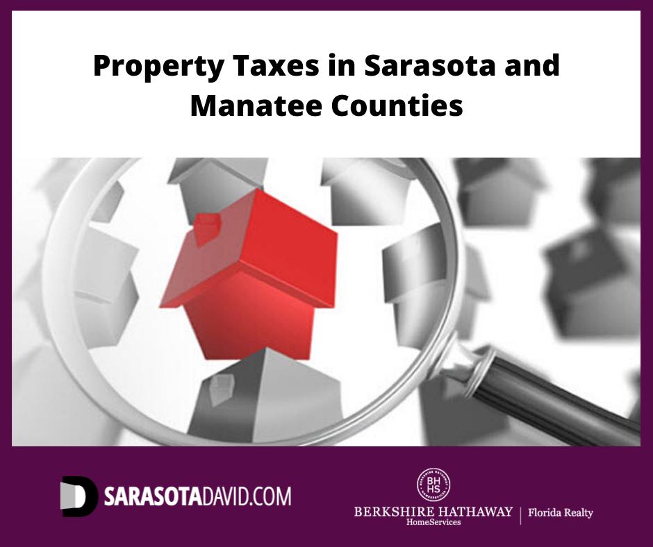 Property Taxes Sarasota and Manatee County