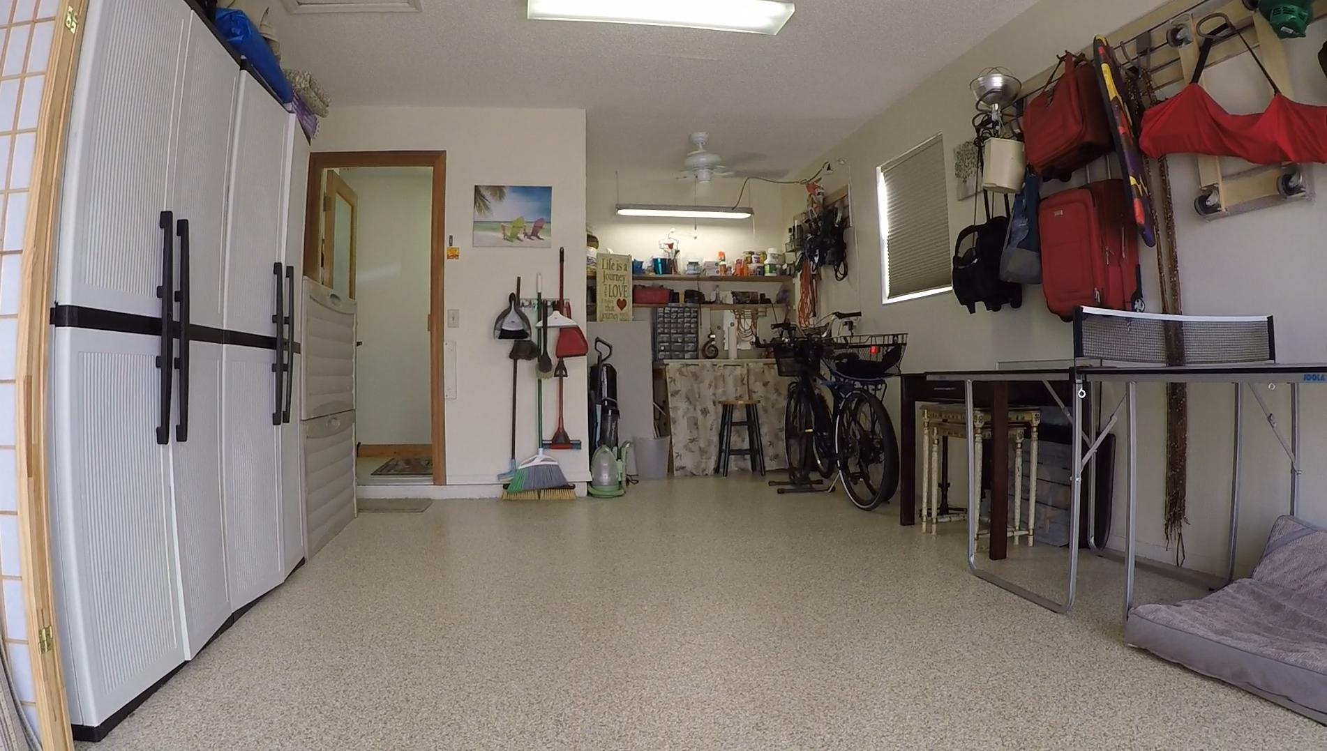 107 Falcon Road garage