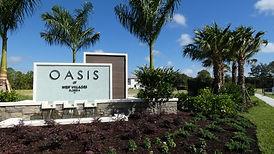 Oasis Wellen Park homes for sale