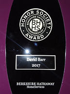 David Barr Lakewood Ranch Realtor Berkshire Hathaway 2017 award winner