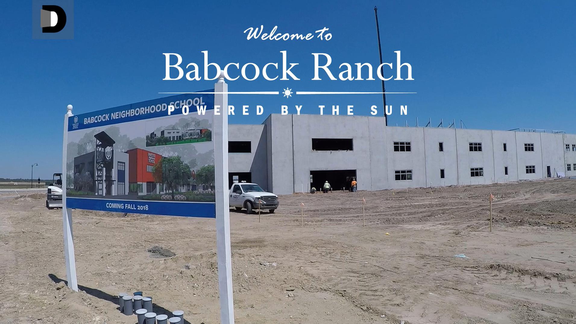 Babcock Ranch Neighborhood School