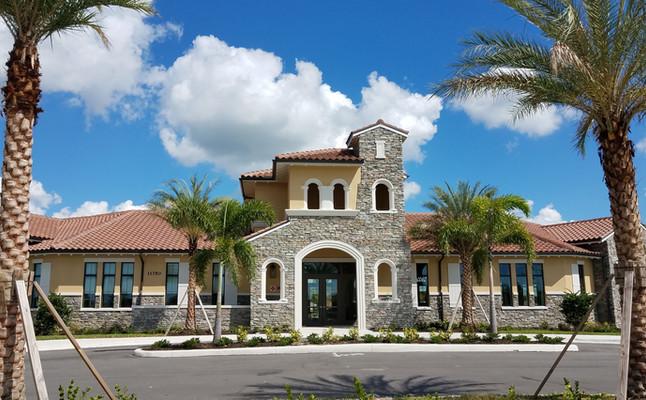 Renaissance at The West Villages Club House