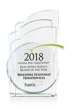 David Barr Realtor Lakewood Ranch Berkshire Hathaway 2018 Harris award