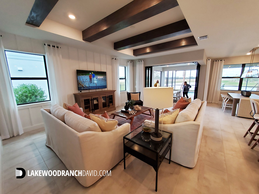 Sapphire Point Lakewood Ranch model home