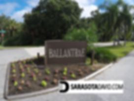 Ballantrae Sarasota homes for sale