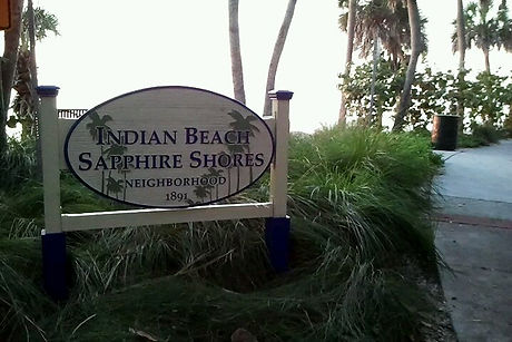 Indian Beach Sapphire Shore homes for sale Sarasota