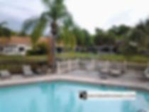 Leslie Park Villa Le Grand Pool in Venice FL