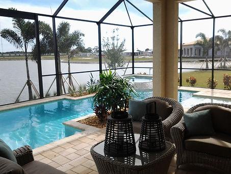 Sarasota pool homes for sale