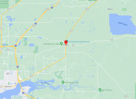 New Service Area Added | Parrish FL | David Barr Realtor
