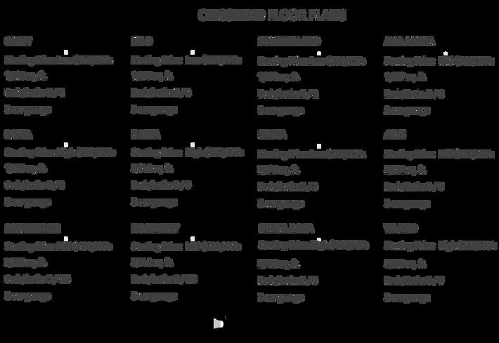 Cresswind Lakewood Ranch floor plans