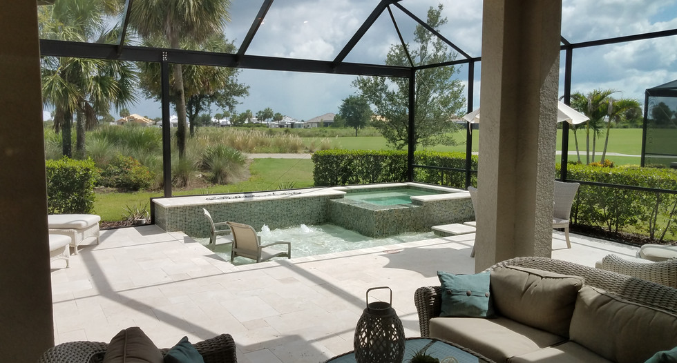 Esplanade Lakewood Ranch pool