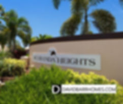 Jacaranda Heights Venice FL homes for sale